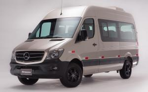 Mercedes-Benz Sprinter Golden Edition 2018 года (BR)
